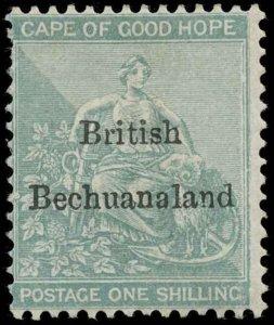 Bechuanaland Scott 9 Gibbons 8 Mint Stamp