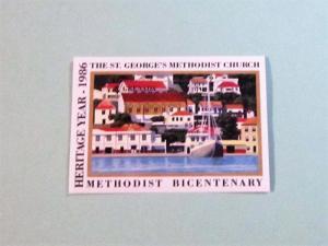 Greneda - 1360, MNH S/S. Heritage Year. SCV - $3.25