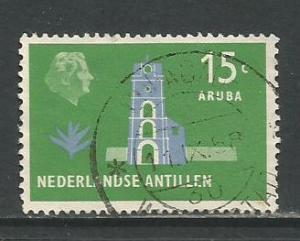 Netherlands Antilles   #247  Used  (1958)