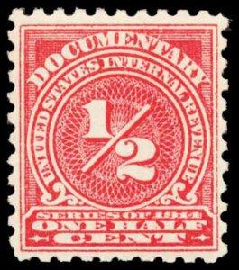 U.S. REV. DOCUMENTARY R195  Mint (ID # 103273)