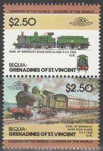 Bequia #32 MNH  (K411)