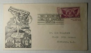 TIPEX #778 Souvenir Issue Postage 3c NY NY Philatelic Convention Cachet Cover