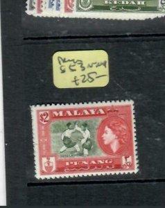 MALAYA  PENANG    (P1606B)  SG 53   MNH