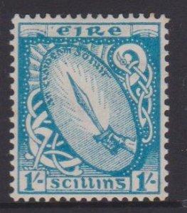 Ireland Sc#117 MH