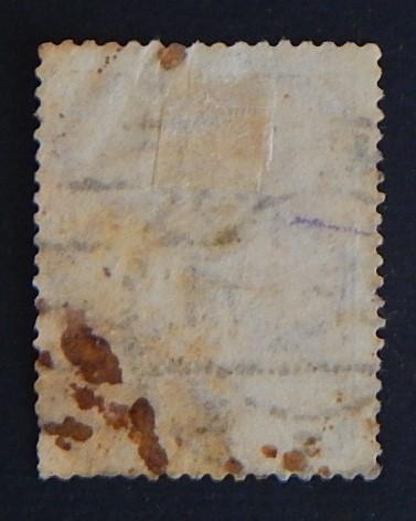 Postage stamp, Germany, №8-(12G-4IR)