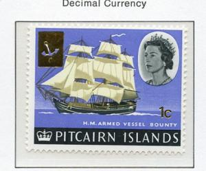 Pitcairn Islands MNH Scott Cat. # 73