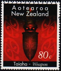 New Zealand. 1996 80c S.G.1953 Fine Used