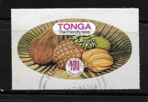 TONGA, 531, USED, ISLAND FRUIT