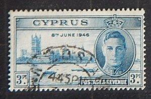 Cyprus, (1851-T)