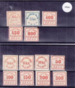Austria: DGHT/DDSG (29020)