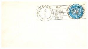 United Nations, New York, Postal Stationary