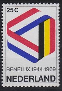 Netherlands 477 MNH (1969)