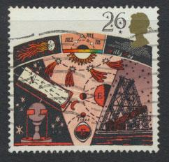 Great Britain SG 1523  Used  - Astronomy