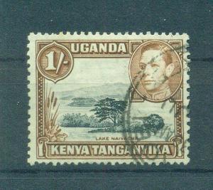 Kenya , Uganda & Tanzania sc# 80 used cat value $.30