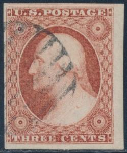 #11A DULL RED POS.100 CORNER CREASE BR1983