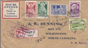 1930, Budapest, Hungary to Wilmington, NC, Registered (24271)