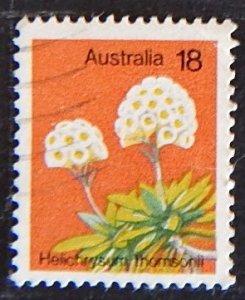 Flowers, Australia, (1521-Т)