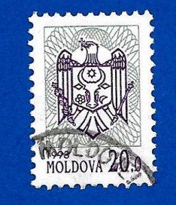Moldova 1993 - U - Scott #87 *