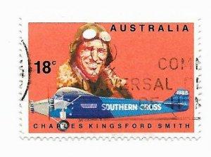 Australia 1978 - U - Scott #674 *