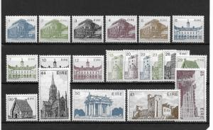 Ireland Scott # 537-556 set VF NH with nice color scv $ 47 ! see pic ! lot-2