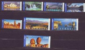 J23770 JLstamps 2000 australia better set mnh #1839-46 views