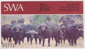 SWA - 1985 $1.20 Complete Booklet VF #456c