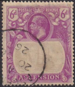 Ascension 1924-1933 SC 17 Used