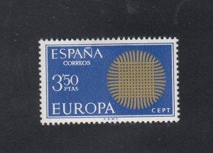 Spain Scott #1607 MH