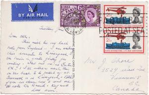 Great Britain 6d Paris Postal Conference and 2 1/2d Life Boat Conference (2) ...