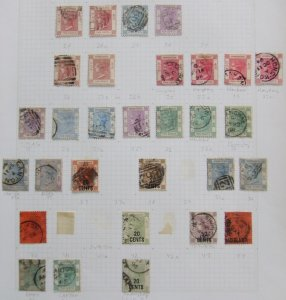 Hong Kong QV SG 28-50 collection