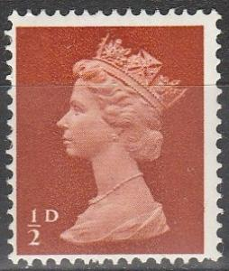 Great Britain #MH1 MNH  (S4514)