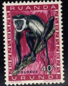 Ruanda-Urundi Scott 139 MH* stamp