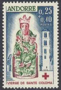 ANDORRA-FRENCH SCOTT B1