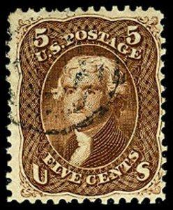 U.S. 1861-66 ISSUES 76  Used (ID # 41796)