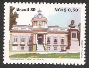 Brazil #2167 F-VF Mint NH ** Military School