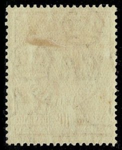 SWAZILAND KG VI 1938-54 10/- SEPIA UNUSED SG38 Wmk.MSCA P13.25x13 VGC