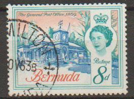 Bermuda SG 169  Very fine used