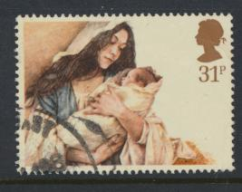 Great Britain SG 1270 - Used - Christmas