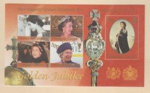 Tristan Da Cunha Scott #710 Stamps - Mint NH Souvenir Sheet