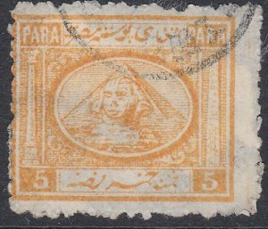 EGYPT  An old forgery of a classic stamp....................................C903
