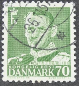 DYNAMITE Stamps: Denmark Scott #326 - USED