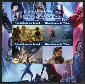 The Ascension of Luke Skywalker Star Wars