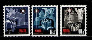 MALTA 1970 MNH SC.B4/B6 Child Welfare