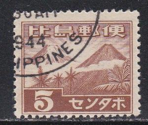 Philippines # N15, Mountains, Used