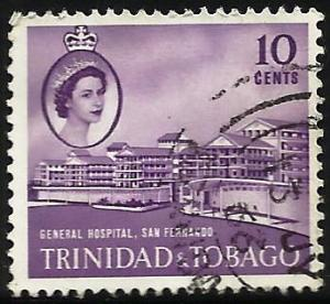Trinidad & Tobago 1960 Scott# 94 Used
