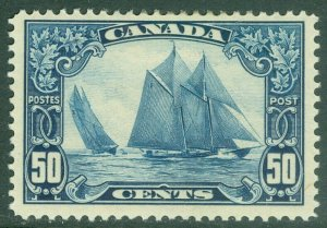 EDW1949SELL : CANADA 1929 Scott #158 Very Fine, Mint Original Gum LH. Cat $225.