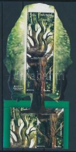 Bosnia Herzegovina stamp Europa CEPT Forest pair+block MNH 2011 WS107839