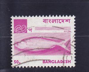 Bangladesh  Scott#  48  Used