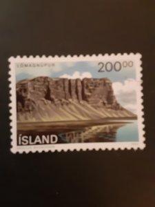 *Iceland #714      Used