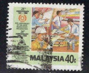 Malaysia Scott 343 Used stamp